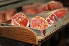 Macro Mondays Meat (JulieK (thanks for 5 million views)) Tags: hmm macromondays memberschoicefoundinthekitchen macro canoneos100d model diorama beef art craft