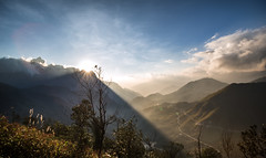 Y Tý - Lào Cai (trieu_van_194) Tags: landscape vietnamlandscape vietnamtravel vietnamtrip vietnam travel travelphotograper traveling sun light ray sunlight sunset sunshine