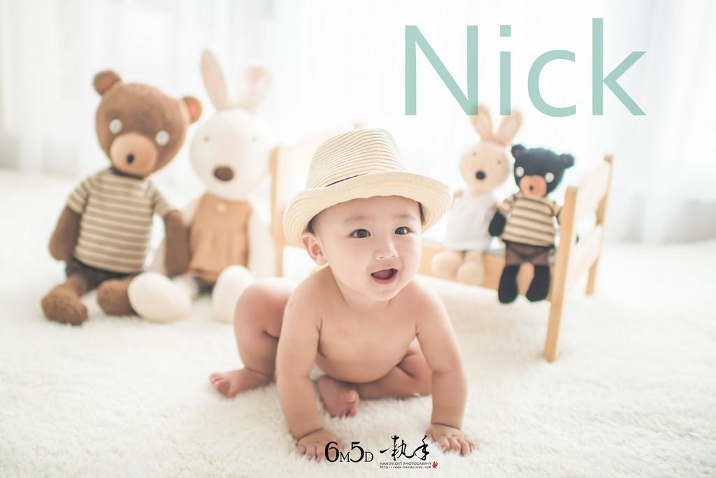 37428743755 fc47ac4aa3 o [親子攝影 No7] Nick   6M