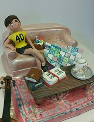couch cake 140280400 by Creative Cake Art #melbourne #novelty #cakes   (3) (www.creativecakeart.com.au) Tags: cr creative cake art all about me cakes melbourne novelty