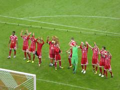 FC Bayern v Mainz (cn174) Tags: münchen munich bavaria bayern germany deutschland allianzarena fcbayern bayernmunich fcmainz bundesliga soccer football fusball