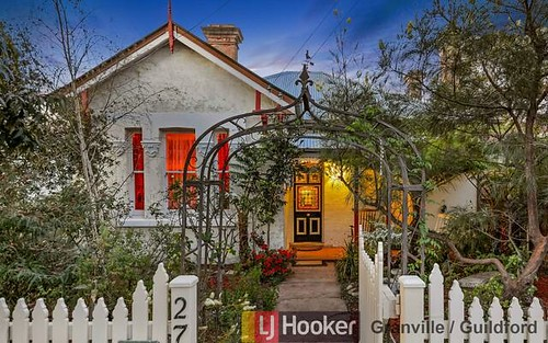 27 Woodstock St, Guildford NSW 2161