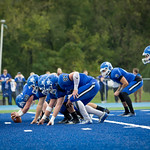 "<b>Football Game</b><br/> Homecoming Football game vs. Nebraska Wesleyan. October 7, 2017. Photo by Madie Miller.<a href=""http://farm5.static.flickr.com/4497/37484512270_b81b6d3496_o.jpg"" title=""High res"">∝</a>"