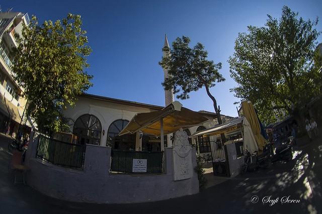 Muğla / Marmaris / İbrahim Ağa Camii