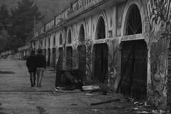 In Ghost town.. (Al. Bo.) Tags: ghost ghostcity town consonno città cittàfantasma fantasma coppia couple canon canoneos60d destruction love 50mm