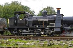 Bellerophon Foxfield Railway (ROPERUNNER) Tags: foxfield cranetank beyerpeacock rsh70631942 belerpophen whinston hunslet foxfieldcolliery dubs thomashill diesel locomotive