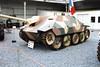 daniels collection image (San Diego Air & Space Museum Archives) Tags: armoredwarfare armouredwarfare selfpropelledgun spgun hetzer jagdpanzer38 tankdestroyer jagdpanzer