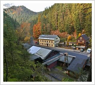 Die Mühle mit den vielen Namen