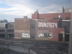 ZENL, EDEM & FACT (Billy Danze.) Tags: chicago graffiti zenl edem bbk fact j4f xmen d30 jmc