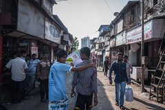 Mumbai - Bombay - Dharavi slum tour-34