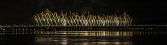 Mersey Gateway (Steve Samosa Photography) Tags: merseygateway runcorn runcornbridge widnes spikeisland firework