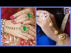 Latest Bridal haath phool Designs- hand Jewelery 2017 (The Beauty Writer) Tags: latest bridal haath phool designs hand jewelery 2017