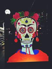 Los Muertos (willswinehart) Tags: art cincinnati vivid color latin hispanic blink
