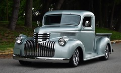 1946 Chevrolet Pickup Truck (Custom_Cab) Tags: htt 1946 chevrolet chevy pickup truck pick up street hot custom rod ak series akseries