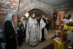 08. Первая литургия в с. Адамовка