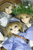 Sisters (timachan) Tags: bjd balljointeddoll abjd asianballjointeddoll fairyland littlefee littlegirl volks volksdoll sdc sdcrenee renee reni cat pussinboots