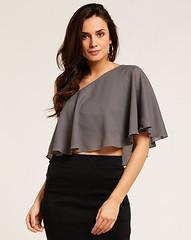 Online Shopping for One Shoulder Crop Tops for Women (neha.thakur35) Tags: onlineshopping tops onlineshoppingfortops