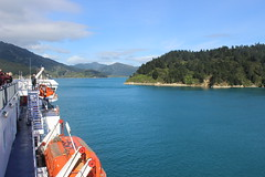 Cook Strait / Marlborough Sounds