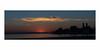 Sonnenuntergang am Bodensee .. (Reiner Grasses) Tags: bodensee friedrichshafen fontäne brunnen kirche see wolken
