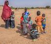Visitors at the Bianou Festival (Hannes Rada) Tags: niger agadez bianou festival