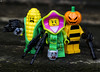 Plants vs Zombies (jezbags) Tags: lego legos toy toys macro macrophotography macrodreams macrolego canon60d canon 60d 100mm closeup upclose plants vs zombies corn flower pumpkin guns