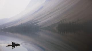 Misteriosas aguas