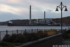 keb102317LHsriseU_rb (rburdick27) Tags: sunrise kayeebarker interlakesteamshipcompany marquette lakesuperior fallcolors boardwalk scenicmichigan