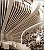 fungo (imma.brunetti) Tags: expo architettura artemoderna padiglioni seppia milano italia lombardia legno