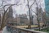 Bryant Park (Comète78) Tags: bryant park bryantpark midtown city urban urbain winter america hiver etatsunis newyork new york parc statue buildings building tours fontaine foutain foutainterrace