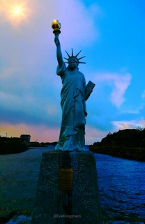 Norway's Statue of Liberty