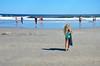 Violet On The Beach (Joe Shlabotnik) Tags: july2017 higginsbeach violet boogieboard 2017 maine ocean beach afsdxvrzoomnikkor18105mmf3556ged