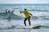 Surfing lesson (Mister Oy) Tags: surfing stives cornwall porthmeor stivessurfschool success achievement teaching lesson beach waves shore coast coastal holiday vacation pastime