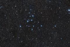Messier 39 - Open Cluster in Cygnus (Antoine Grelin) Tags: m39 messier 39 astronomy astrophotography space hubble nasa las vegas nevada desert nevadaastrophotography astronomie astrophotographie cluster stars star