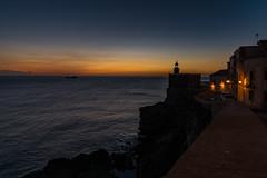 Despertando (Rey Romero) Tags: melilla amanecer ciudadela mar