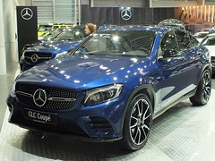 Mercedes-AMG GLC 43 Coupe (junktimers) Tags: mercedesamg glc 43 coupe