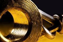 Bass Guitar String Ball (Altazur) Tags: macromondays memberschoicemusicalinstruments