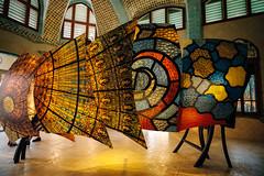 Colours (Poul-Werner) Tags: barcelona gislevrejser santpau spain spanien busferie ferie rejse travel travelbycoachorbus catalunya es samyangcsc12mmf20ncscs