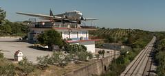 Plane (MiP73) Tags: 2017 greece methoni