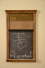 I Love Princeton!! (Joe Shlabotnik) Tags: princeton princetonreunions june2017 chalkboard 2017 reunions2017 reunions afsdxvrzoomnikkor18105mmf3556ged