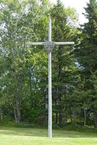 Gaspe The Original Cartier Cross