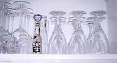 Glass of Wine?! (BGDL) Tags: lightroomcc nikond7000 afnikkor2880mm13356g bgdl glass glasses wineglasses beerglass bottleopener 7daysofshooting week16 shelfshelves geometrysunday