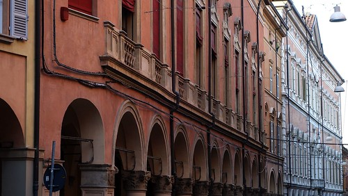 Streets of Bologna 01