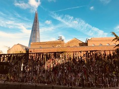 Shard and Crossbones (Matt From London) Tags: shard crossbones ribbons memorial southwark london