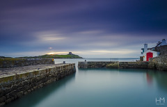 Colimore Harbour 01Nov2017 1-2 (Helen Mulvey) Tags: colimorehaarbour colimore dalkey dublin ireland sunrise longexposure pier marina coast seascape sea landscape water reflection nikon d5100 dawn daybreak morning smooth outdoor