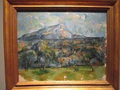 Cezanne, Mt. Sainte-Victoire (hartjeff12) Tags: kansascity missouri nelsonatkins cezanne