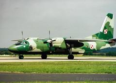 1310 (Al Henderson) Tags: 13elt 1310 2001 an26 antonov aviation cottesmore planes polishairforce raf riat rutland airtattoo airshow military