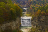 Inspiration Point (Matt Champlin) Tags: friday tgif weekend fall autumn amazing life water waterfall beautiful nature landscape letchworth letchworthstatepark gorge canyon foliage trees colorful rochester flx fingerlakes canon 2017 travel hiking adventure