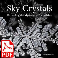 Sky Crystals eBook (Don Komarechka) Tags: ebook snowflakes tutorial guide science study workshop lesson learning help walkthrough macro
