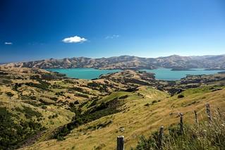 New Zealand - Goodbye Banks Peninsula