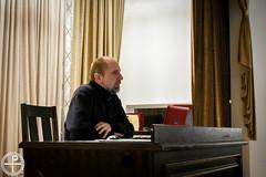 Публичная лекция преподавателя Минской духовной академии, доктора экономических наук диакона Константина Голубева